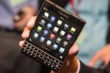 BlackBerry'nin yeni çıkardığı cihaz.