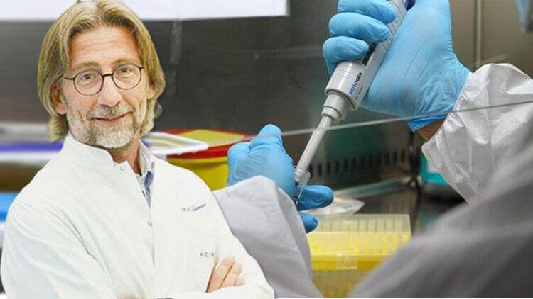 Prof. Dr. Ercüment Ovalı 23 Nisan'ı beklemeyip ilacı duyurdu: Çok etkili, acilen kullanılmalı
